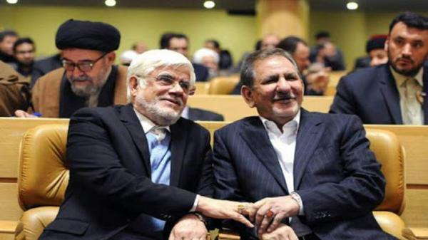 اسحاق جهانگیری در این دوره از انتخابات ریاست جمهوری شرکت نمی کند، حضور محمدرضا عارف در انتخابات یعنی بی اعتنایی به اصلاحات